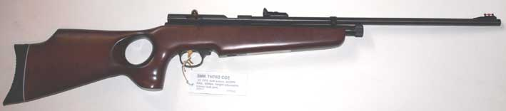 SMK  TH78DL CO2  .177 & .22 Air Rifle £179.95