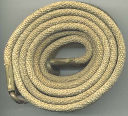 Webb Rifle Sling for Lee Enfield Grade 2