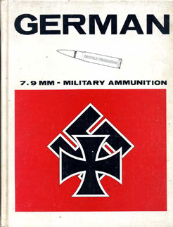 German 7.9mm Military Ammunition by D Kent
