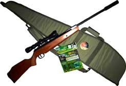 Air Rifles - The Gunner