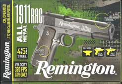 Remington 1911rac Air Pistol £124.95