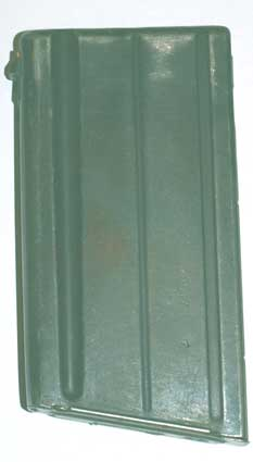 L1A1 SLR magazine-Light used