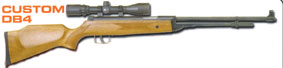 SMK Custom DB5  .22 or .177 Air Rifle £109.95