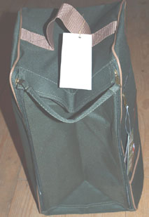 Napier Totem Wellington Boot Carrier