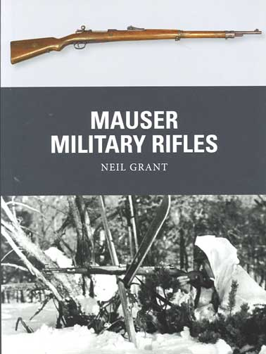 WPN-039 Mauser Military Rifles
