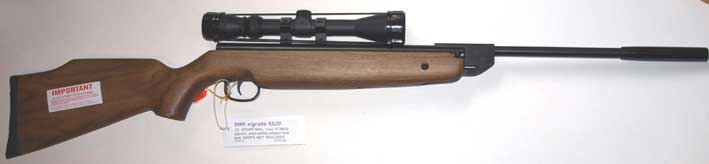 SMK XS20  .22 or .177 Air Rifle £199.99