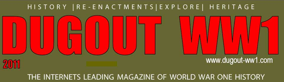 WW1 magazine banner and link